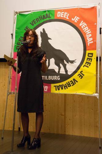 Deel je verhaal Tilburg